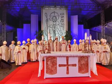 """Dom Pastana: """"Estou muito feliz em poder voltar a essa terra onde exerci o meu primeiro episcopado"""""""
