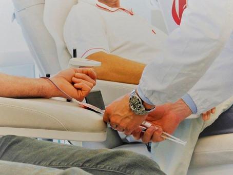 Francisco recorda a generosidade dos Doadores de sangue