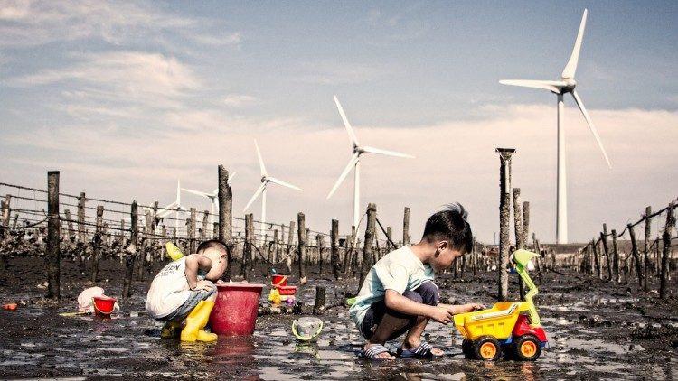 Cerca de 2 bilhões de crianças vivem em áreas onde os níveis de poluição excedem os padrões estabelecidos pela OMS, diz Unicef.