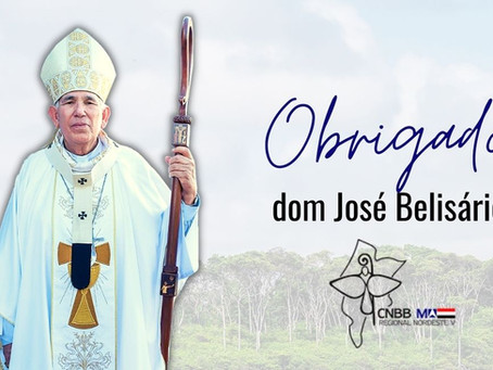 Regional Nordeste 5 agradece o pastoreio de dom José Belisário