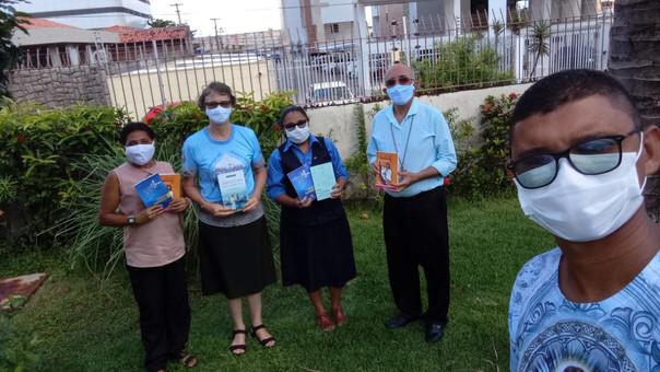 Mês Vocacional: SAV/PV do Regional Nordeste 5 se reúne para alinhar atividades do segundo semestre