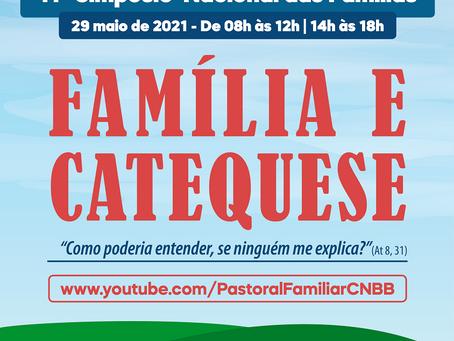 Pastoral Familiar realiza 11º Simpósio Nacional das Famílias