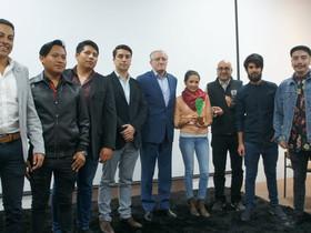 Obtuvimos el primer lugar en el concurso de ideas Microcentralidad la Y, por parte del IMPU y CAE-P