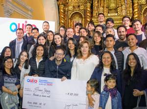 Ganamos el concurso Corredor Metropolitano de Quito