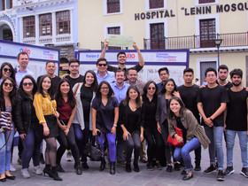 """Estamos dentro de los 3 finalistas de la 1ra etapa del concurso """"Corredor Metropolitano de Quito"""""""