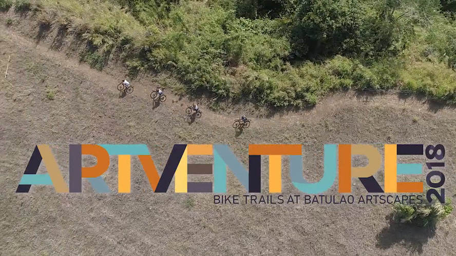 Batulao Artscapes Bike Event