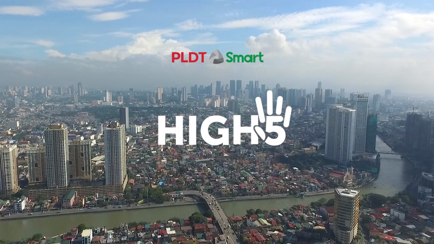 PLDT Smart High Five