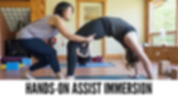 Hands On Assist Immersion_with Asami Mar