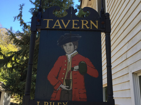 Get thee to the Hawk's Head Tavern... or perhaps not
