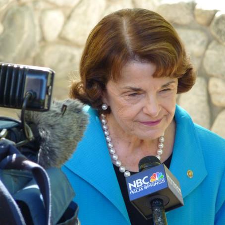 Senator Feinstein makes it clear - No Cadiz water project