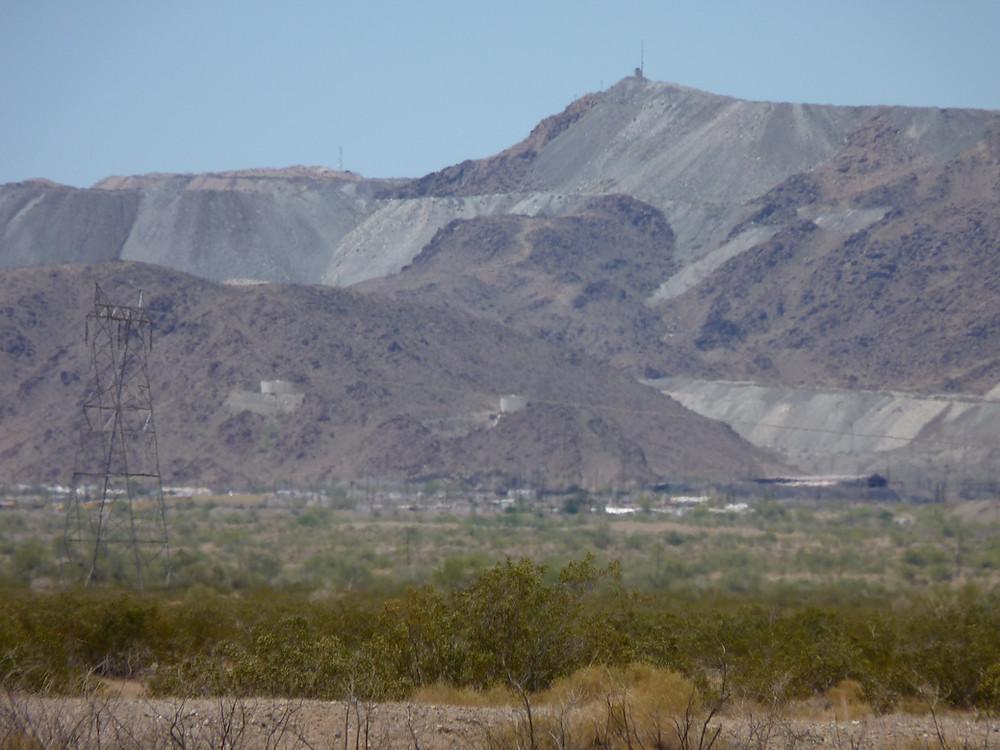 Eagle Mountain Mine site.