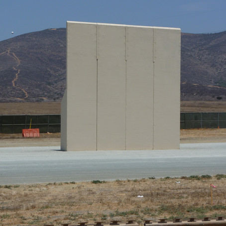 Video helps address wildlife concerns of a border wall