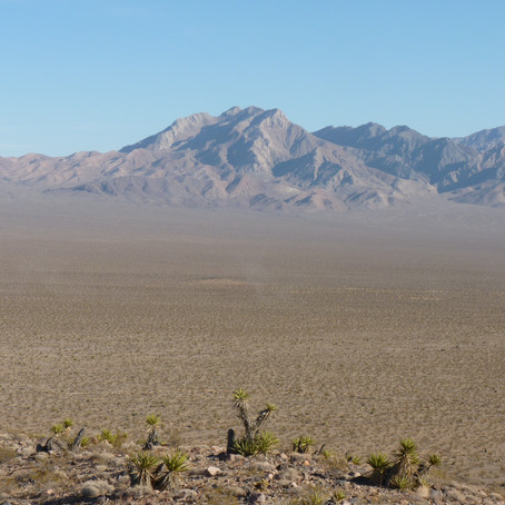 California Desert Protection and Recreation Act becomes law, protects nearly half a million acres