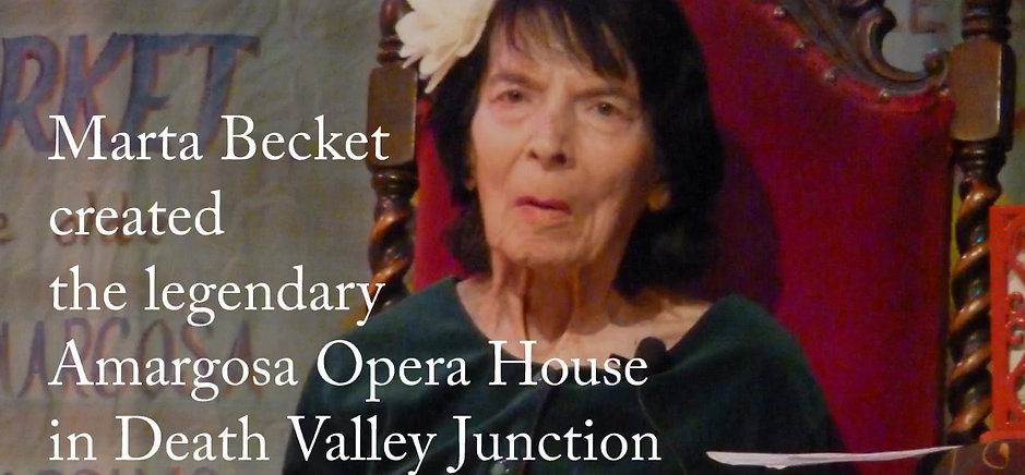 Support the Amargosa Opera House