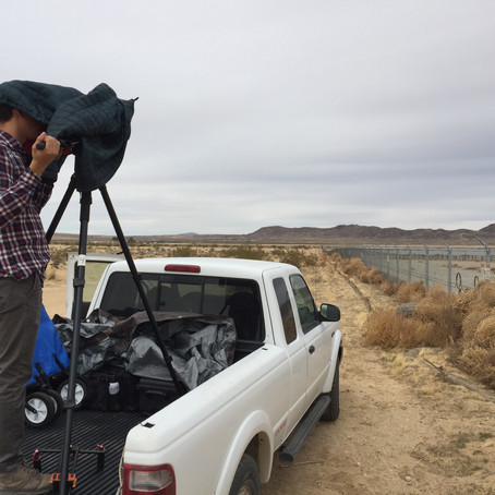 Mojave Watch is making DRECP awareness videos as part of campaign to help educate the public