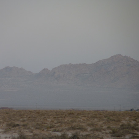 Video of accident on Hwy 247 in Lucerne Valley due to dust storm