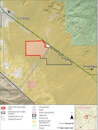 Mojave Watch Opposes Yellow Pine Solar Project in Nevada's Mojave Desert