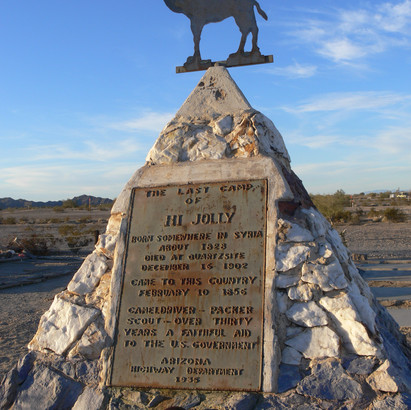 Hi Jolly - The US Army's legendary camel driver of the 1800s