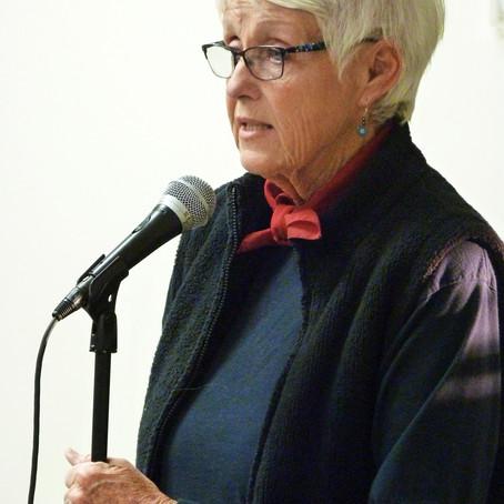 Naturalist Pat Flanagan selected for 2017 Minerva Hoyt Award