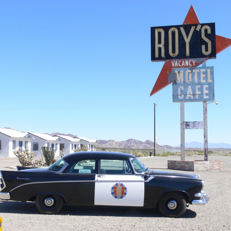 National Historic Trail Designation for Route 66