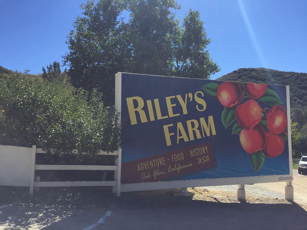 Riley's Farm, Oak Glen, California