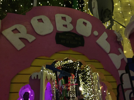 Last chance to see Robolights on its home turf