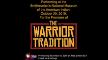 Steve Rushingwind to perform at premiere of The Warrior Tradition