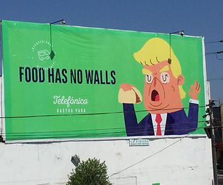 Telefonica Gastro Park, Tijuana.