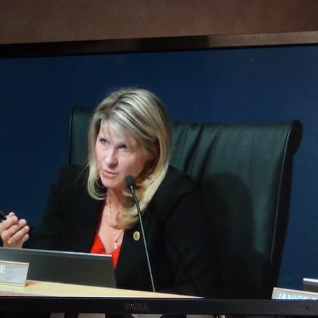 Supervisor Rowe no longer acting as supervisor