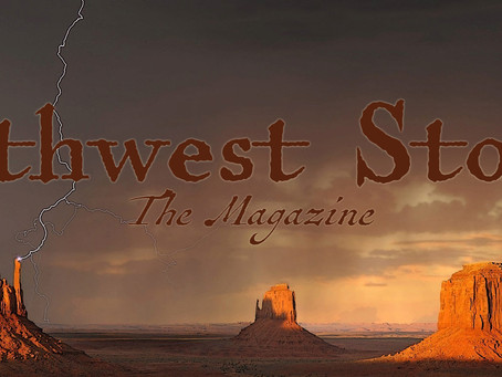 Coming Spring 2021 - Southwest Stories - the Magazine