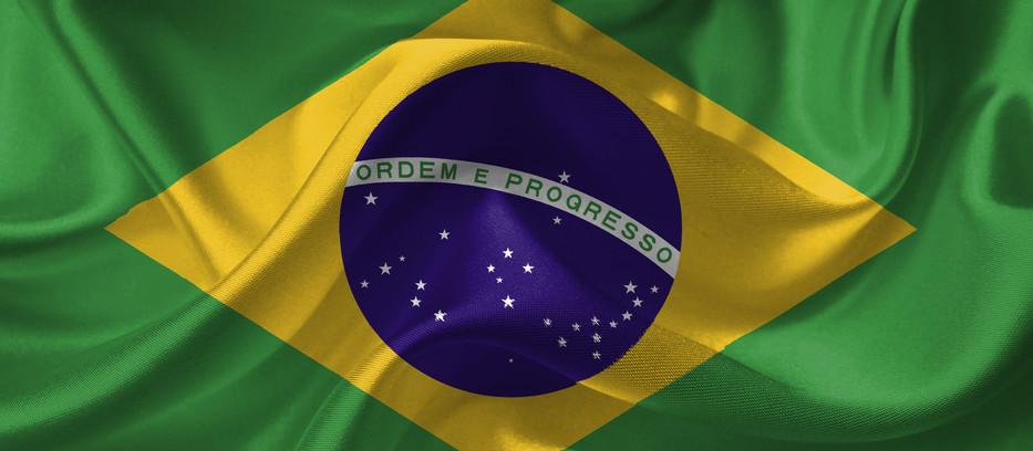 Olá! Brazil!