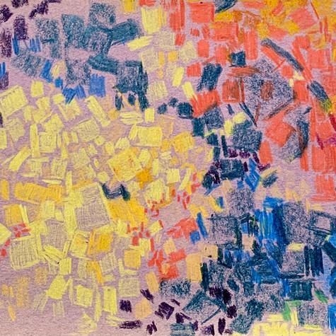 Untitled (Purple), Lynne Mapp Drexler