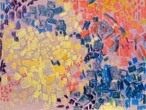 Untitled (Purple), 1960