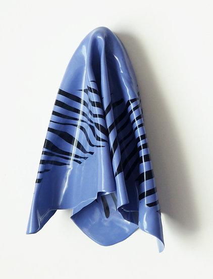 Hanky Code Stripes = Air Force Blue