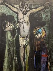 Crucifixion Edition I
