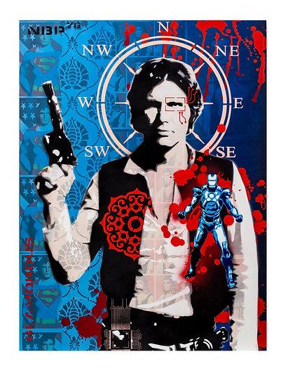 Scoundrel - Harrison Ford Artist Proof