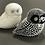 Thumbnail: Owl (White Small)
