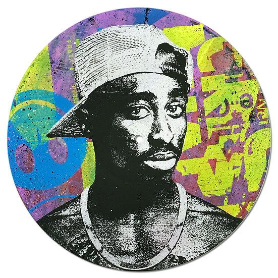 Tupac Shakur Vinyl 9