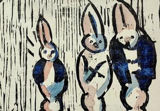 Little Rabbit Family
