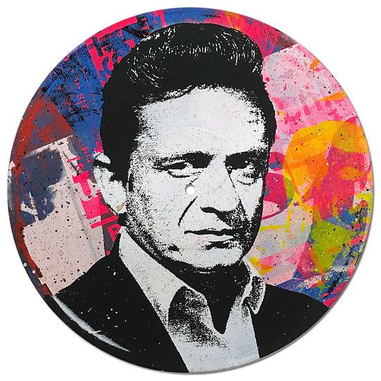 Johnny Cash Vinyl 2