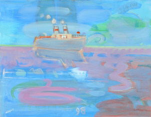 Untitled Ship #55