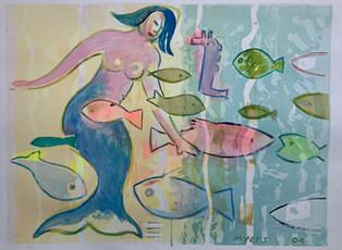 Oceana Mermaid #3