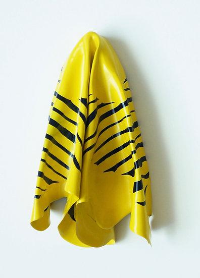 Hanky Code Stripes = Yellow