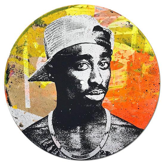 Tupac Shakur Vinyl 3