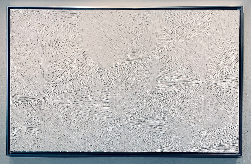 Untitled 26 White, The Chrysanthemum Series