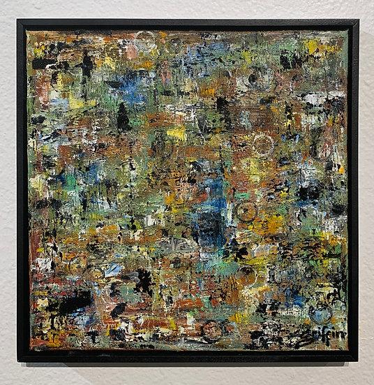 Untitled 19 (Brown Ground)