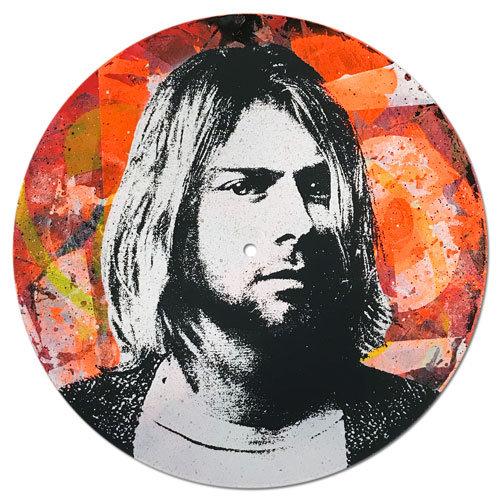 Kurt Cobain Vinyl 1