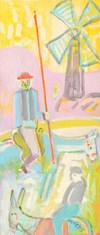 Don Quixote Series #190