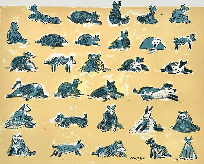Thirty Dogs Edition I (aka Thirty Two Dogs) 10/20