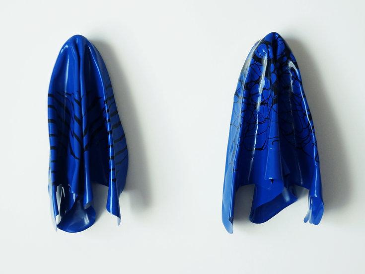 Hanky Code Pair = Blue